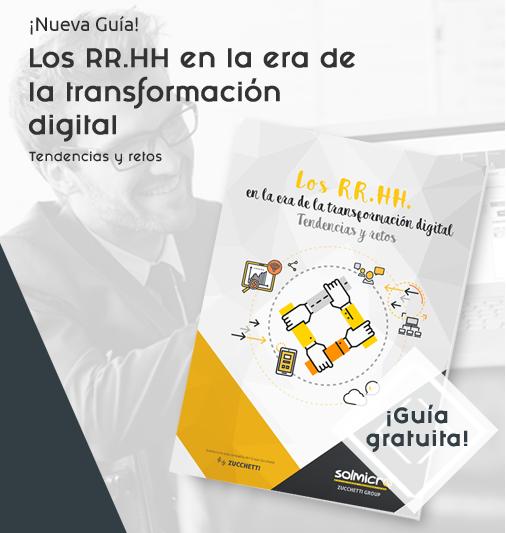 LOS RR.HH. EN LA ERA DE LA TRANSFORMACIÓN DIGITAL