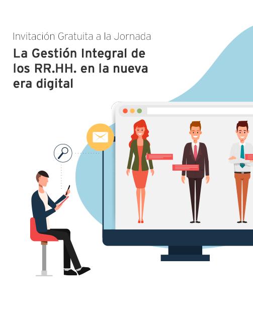La Gestión Integral de los RR.HH. en la nueva era digital